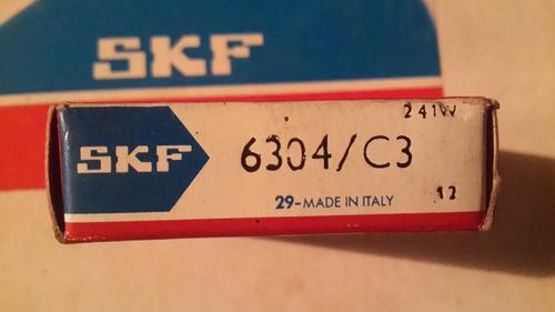 rodamiento 6304/c3 skf