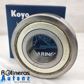 Rodamiento 6307 Zz/c3 Y 2rs/c3 - Koyo Japan