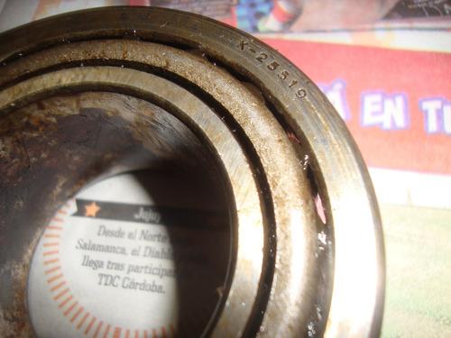 rodamiento antiguo   skf k25519 - holandes