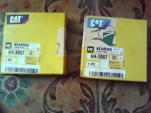 rodamiento caterpillar 6h3957 o 6208