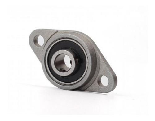 rodamiento chumacera balero kfl08 para husillo 8 mm, cnc