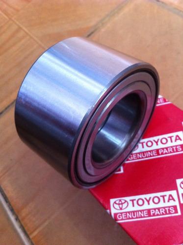 rodamiento corolla 03-14 rueda delantera original koyo