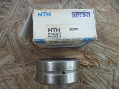 rodamiento de aguja mr243316 ntn