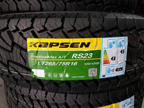 rodamiento de goma kapsen s265 s75 r16