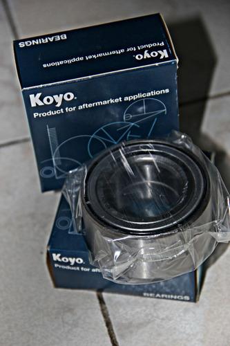 rodamiento delantero hyundai atos marca koyo