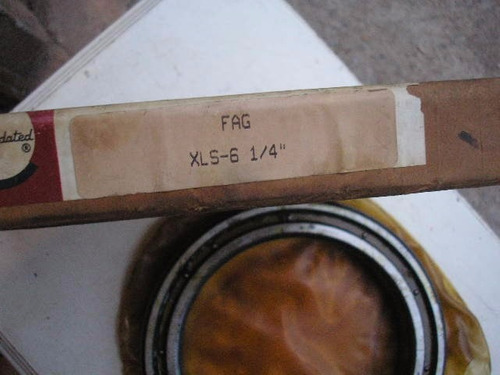 rodamiento fag xls-6 1/4 consolidados rodamientos xls 6 1/4