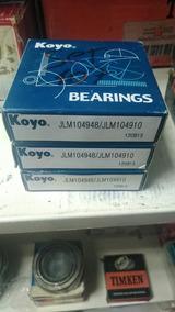 Rodamiento Jlm104948/10 Koyo