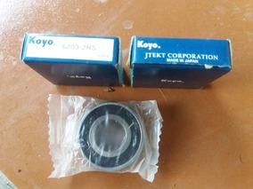 Rodamiento Koyo 6203 2rs