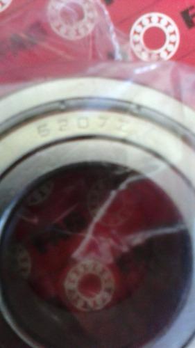 rodamiento o rolinera 5207 zz nr fag alemana