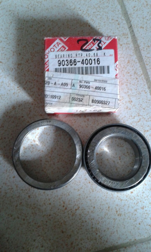 rodamiento piñón toyota corolla 2009/2011 automático origina