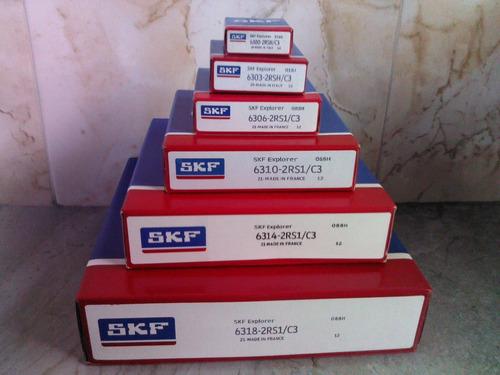 rodamiento rolinera skf 608 2rs/c3 al mejor precio en stock!