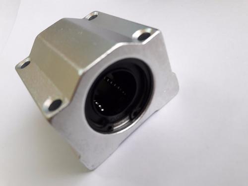 rodamiento sc20uu d20mm interior ejes lineales cnc arduino