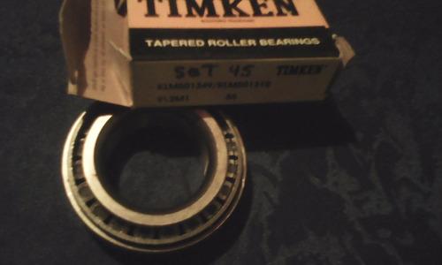 rodamiento set 45 timken klm501349 / klm501310 original