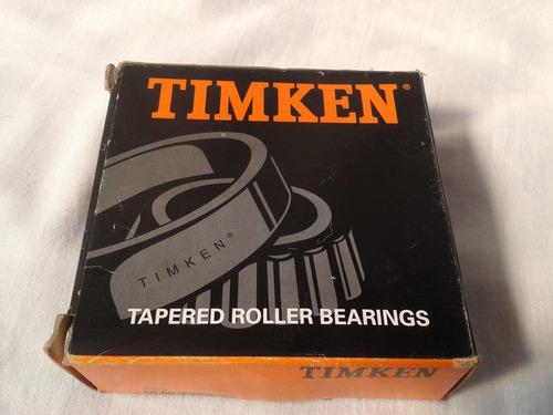 rodamiento timken