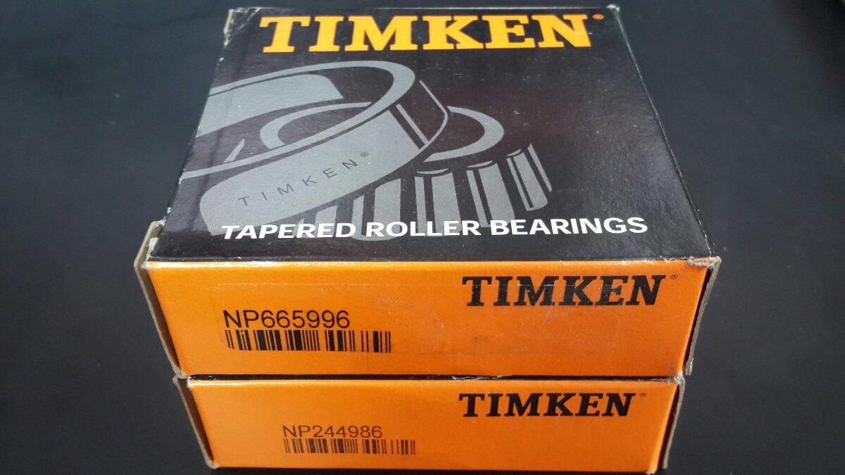 Ford Expedition El >> Rodamiento Timken Np665996/np244986 Made In Usa - Bs. 3.250,00 en Mercado Libre