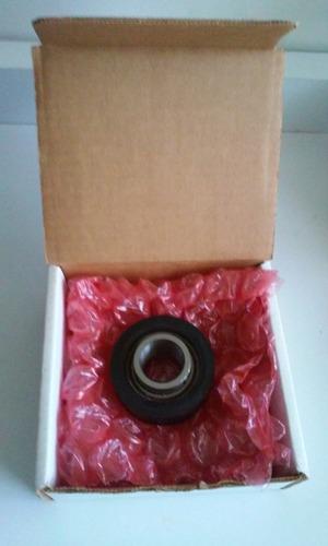 rodamientos industriales bordes de goma - medida 1 pulgada