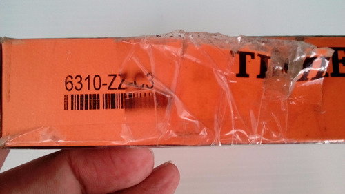 rodamientos industriales timken 6310-zz-c3
