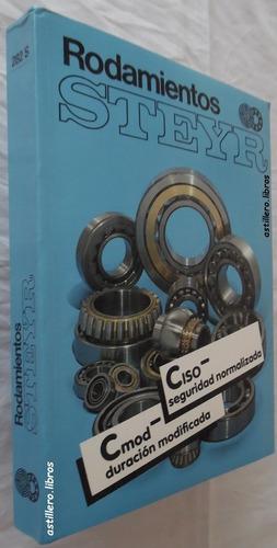 rodamientos steyr- manual técnico  282 s