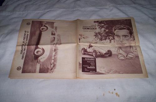 rodando..suplementos diario el dia de 1964 y 1965 completos.