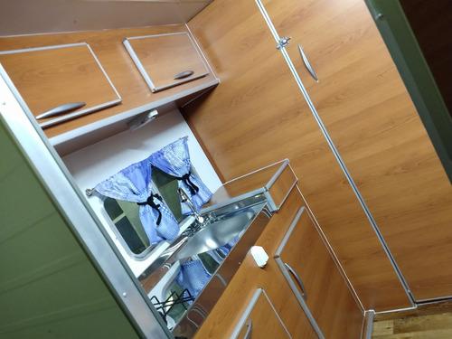 rodantes brandsen casa rodante 3,10   c/baño c/alum
