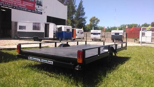 rodantes brandsen trailer tu plancha para todo uso.