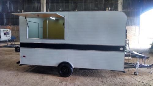 rodantes brandsen trailers gastronomico u oficina 4,00.