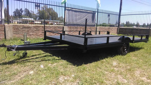 rodantes brandsen trailers plancha para todo uso.