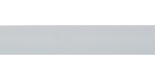 rodapé de poliestireno espaçofloor 5cm slim liso branco 50mm x 10mm x 2200mm