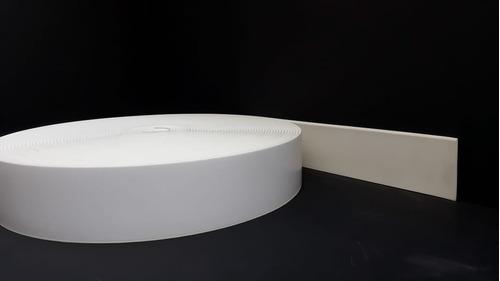 rodapé eva adesivado *guaratuba 10cmx10mm* 20 metros