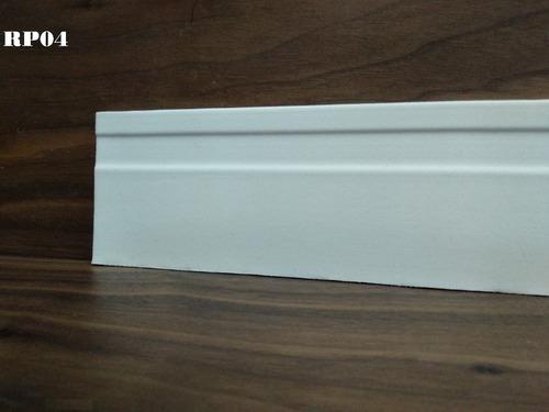 rodapé  eva flexível autocolante  7cm - frete grátis