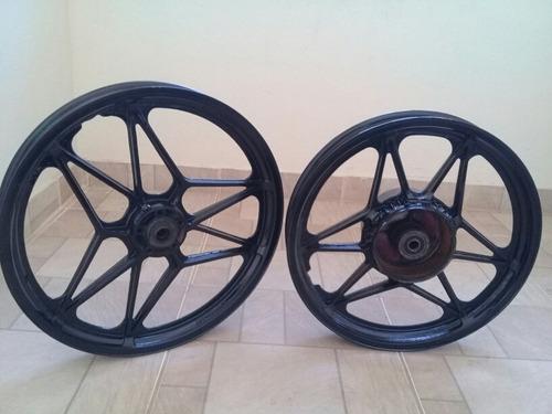 rodas cb 400
