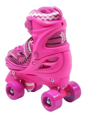rodas com patins
