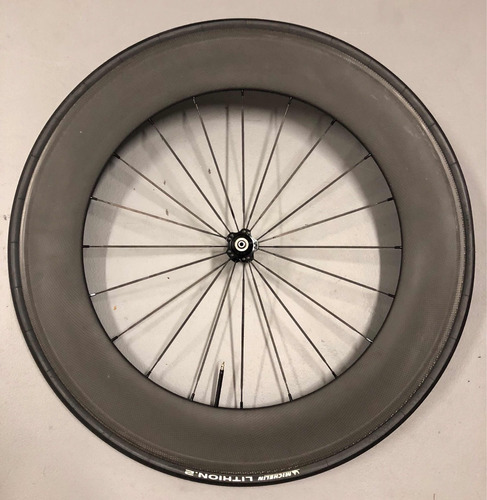 rodas de carbono clincher 88mm completa
