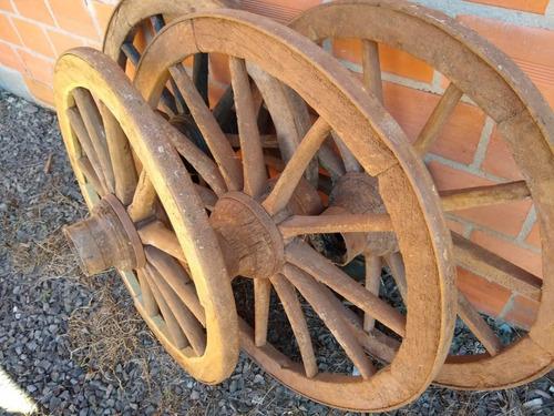rodas de carroça antigas de 78cm! venda por unidade!!!!
