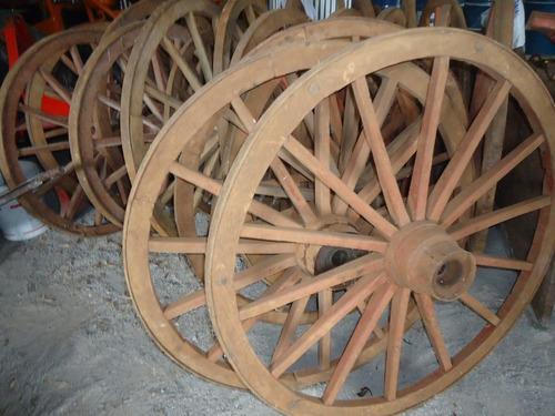 rodas de carroça de 1.10! venda por unidade!