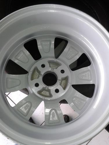 rodas de hyundai hb20 aro 14 hatch original (jogo)