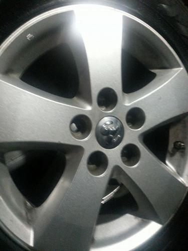rodas dodge journey 225/65/17 c/ pneus original
