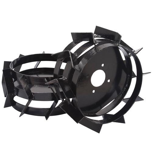 rodas ferro motocultivador tratorito 6.5hp par