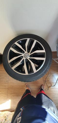 rodas golf aro 17 modelo madri furacão 17× 112 serve golf