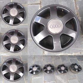 Rodas Originais Audi A3 Aro 15 5x100