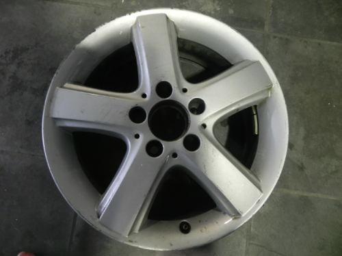 rodas originais de mercedes classe b aro 16 (jogo)