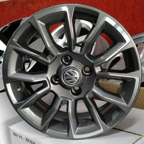 rodas saveiro cross g7 15 pneus 195/50/15