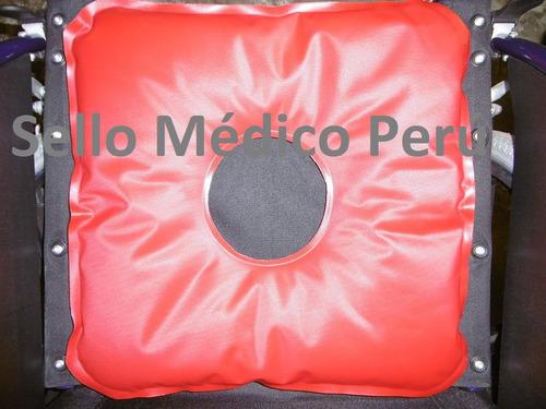 rodete de gel picaron cojìn para hemorroides sillaº