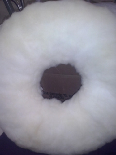 rodete piel de carnero para piel sencible coxis escaras