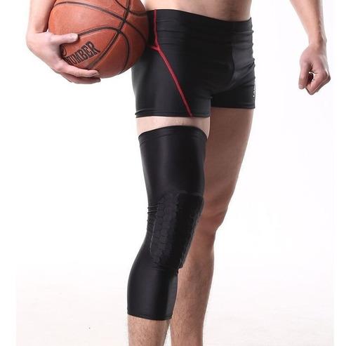 rodillera baloncesto x unidad. variedad de colores + envío