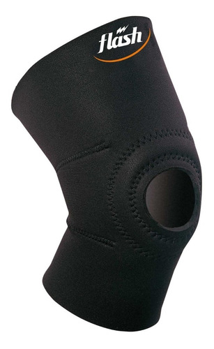 rodillera neoprene flash apertura rotuliana lesion rodilla