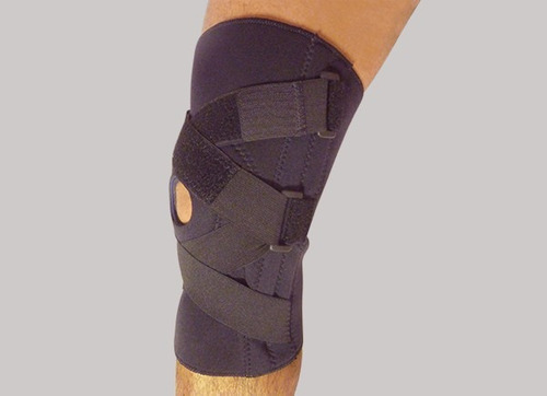rodillera neoprene para ligamento cruzado