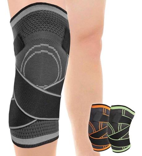 rodillera neopreno para entrenamiento crossfit pesas