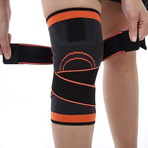 rodillera ortopédica ajustable x unidad + envío