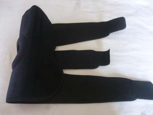rodillera ortopedica con barras laterales ajustable standar